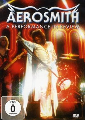 Aerosmith: A Performance in Review Online DVD Rental