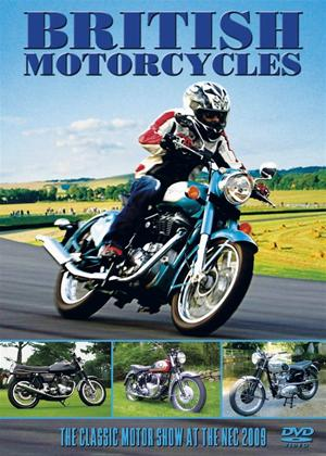 British Motorcycles: The Classic Motor Show at The Nec 2009 Online DVD Rental