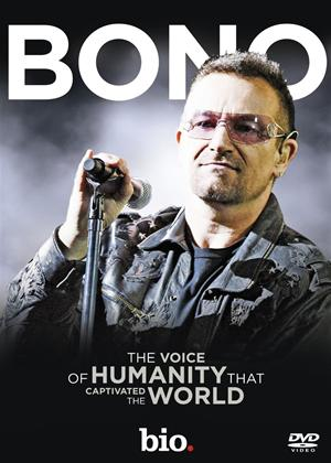 Bono: The Voice of Humanity That Captivated The World Online DVD Rental