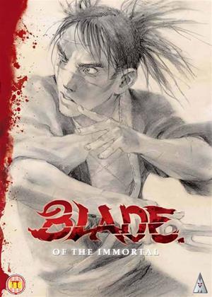 Rent Blade of the Immortal: Vol.1 Online DVD Rental