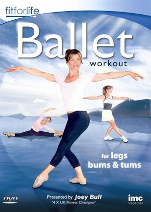 Rent Ballet Workout for Legs Bums and Tums Online DVD Rental