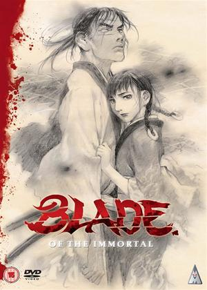 Rent Blade of the Immortal: Vol.3 Online DVD Rental