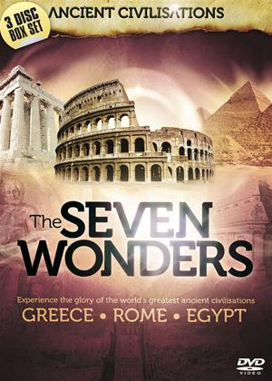 Rent Ancient Civilisations: Seven Wonders of the World Online DVD Rental