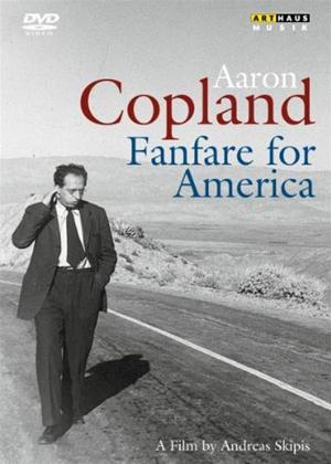Rent Aaron Copland: Fanfare for America Online DVD Rental
