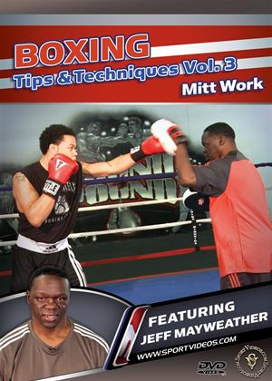 Boxing Tips and Techniques: Vol.3: Mitt Work Online DVD Rental