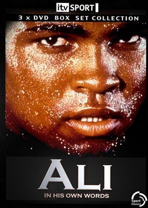 Rent Ali: In His Own Words Online DVD Rental