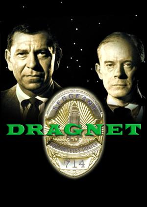Dragnet Series Online DVD Rental