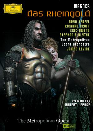 Rent Das Rheingold: The Metropolitan Opera (Levine) Online DVD Rental