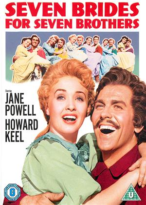 Seven Brides for Seven Brothers Online DVD Rental