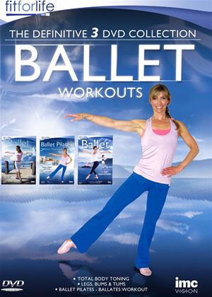 Rent Ballet Workouts Online DVD Rental