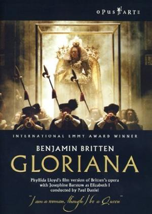 Rent Gloriana: Royal Opera House (Daniel) Online DVD Rental