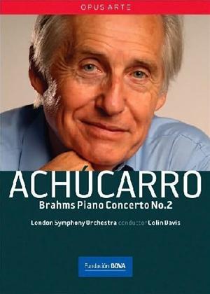 Rent Brahms: Piano Concerto No. 2: Achucarro Online DVD Rental