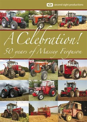 Rent A Celebration! 50 Years of the Massey Ferguson Online DVD Rental