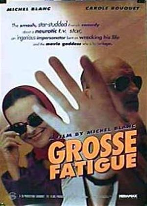 Rent Dead Tired (aka Grosse fatigue) Online DVD Rental