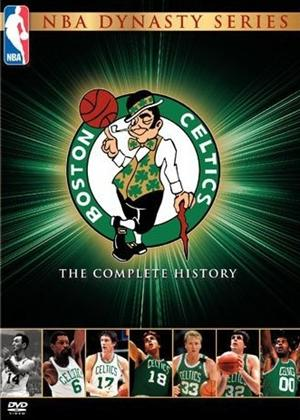 Rent NBA Dynasty Series: Boston Celtics: The Complete History Online DVD Rental