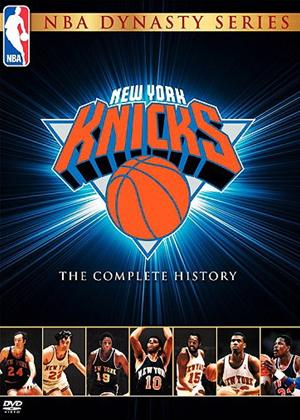 Rent NBA Dynasty Series: New York Knicks: The Complete History Online DVD Rental