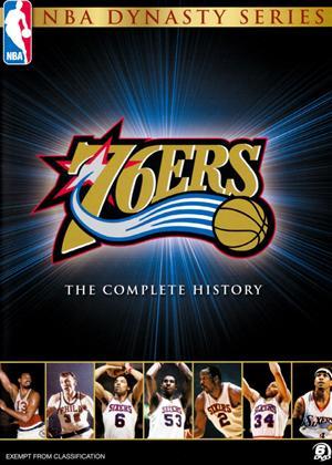 Rent NBA Dynasty Series: Philadelphia 76ers: The Complete History Online DVD Rental
