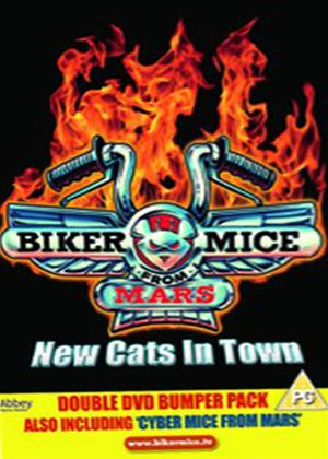 Biker Mice from Mars: New Cats in Town Online DVD Rental