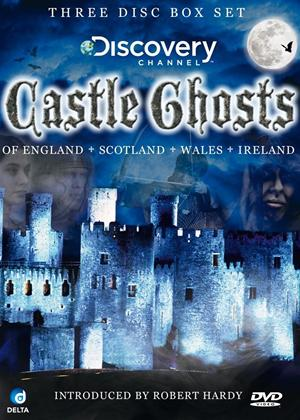 Rent Castle Ghosts of England, Scotland, Wales and Ireland Online DVD Rental
