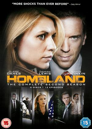 Rent Homeland: Series 2 Online DVD Rental