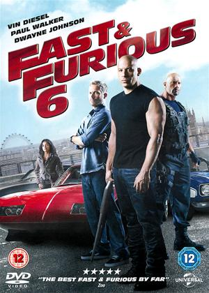 Fast and Furious 6 Online DVD Rental