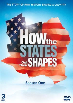 Rent How the States Got Their Shapes: Series 1 Online DVD Rental
