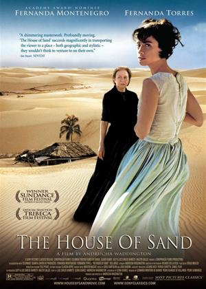 Rent The House of Sand (aka Casa de Areia) Online DVD Rental