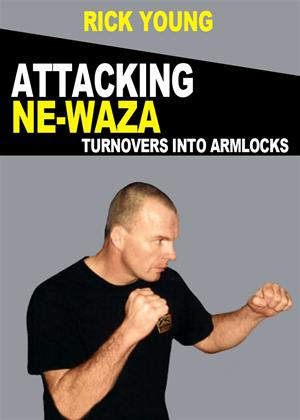 Rick Young's Attacking Ne Waza in Judo Online DVD Rental