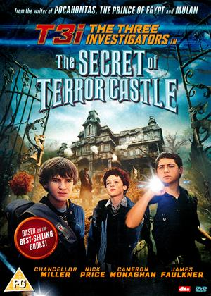 The Three Investigators: The Secret of Terror Castle Online DVD Rental