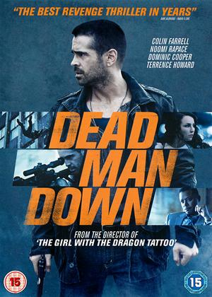 Dead Man Down Online DVD Rental