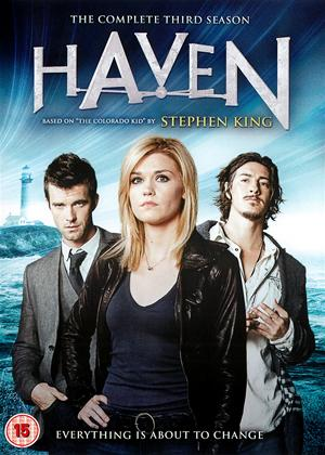 Haven: Series 3 Online DVD Rental