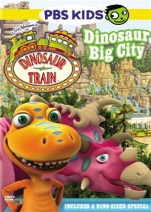 Rent Dinosaur Train: Dinosaur's in the Snow Online DVD Rental