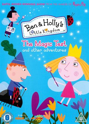 Ben and Holly's Little Kingdom: The Magic Test Online DVD Rental