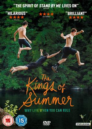 The Kings of Summer Online DVD Rental