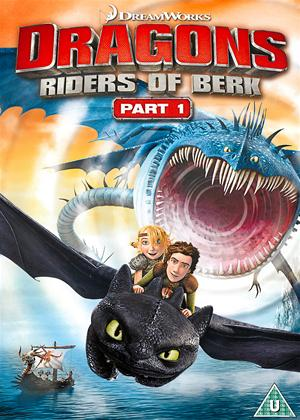 Rent Dragons: Riders of Berk: Part 1 Online DVD Rental