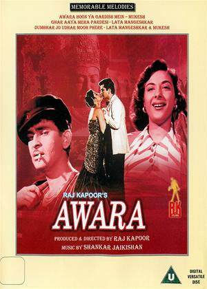 Rent Awara (aka The Tramp) Online DVD Rental