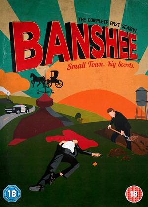 Banshee: Series 1 Online DVD Rental