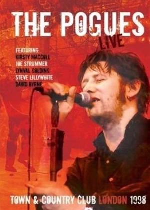 The Pogues: Live at the Town and Country Club London Online DVD Rental