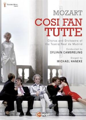 Rent Cosi Fan Tutte: Teatro Real De Madrid (Cambreling) Online DVD Rental