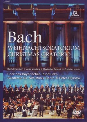 Rent Bach: Christmas Oratorio (Dijkstra) Online DVD Rental