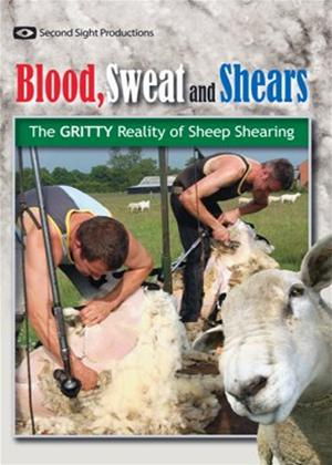Blood, Sweat and Shears Online DVD Rental