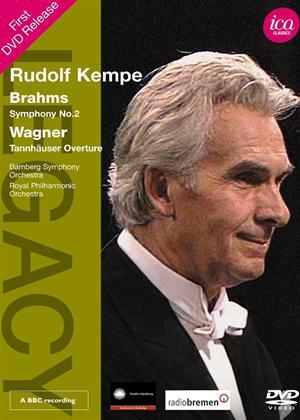 Rent Brahms: Symphony No 2/Wagner: Tannhäuser Overture (Kempe) Online DVD Rental