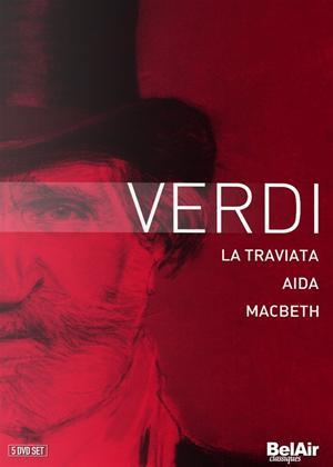 Rent La Traviata/Aida/MacBeth Online DVD Rental