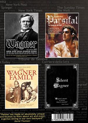 Rent Tony Palmer's Wagner Online DVD Rental