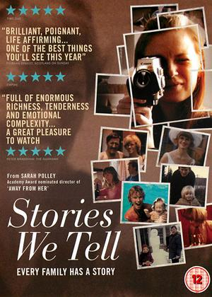 Stories We Tell Online DVD Rental