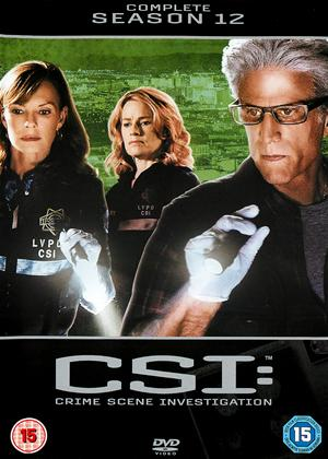 CSI: Series 12 Online DVD Rental