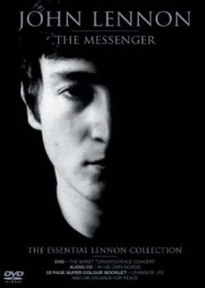 Rent John Lennon: The Messenger Online DVD Rental