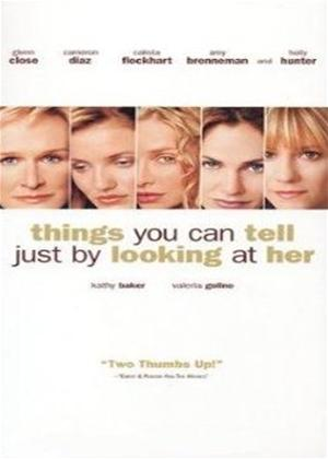 Rent Things You Can Tell by Just Looking at Her Online DVD Rental