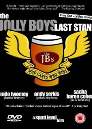Rent The Jolly Boys Last Stand Online DVD Rental