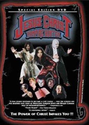 Jesus Christ Vampire Hunter Online DVD Rental